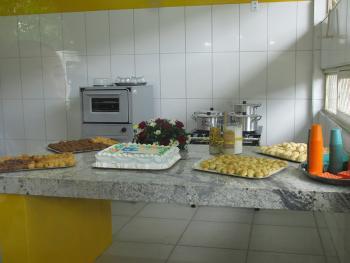Cozinha do Grupo de Mães